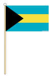 BAHAMAS - HAND WAVING FLAG (MEDIUM)